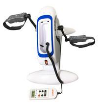 Mini Bike LiveUp Elétrica Exercitador de Perna e Braço LS9055A-2 220V -
