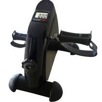 Mini Bike ZStorm ZS181166 com Monitor para Exercícios de Pernas e Braços Preto -