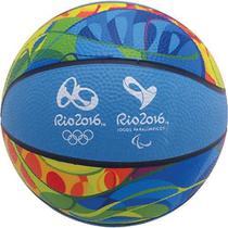 Mini Bola Rio 2016 Azul - Dtc