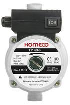 Mini Bomba em Ferro Tp40 G4 220V Komeco -