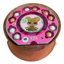 Mini Boneca 50 Surpresas - LOL - Big Surprise - Candide -
