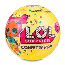 Mini Boneca 9 Surpresas LOL Confetti - Candide -