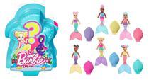 Mini Boneca Barbie Sereia Dreamtopia Surpresa - Mattel -