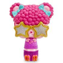 Mini Boneca e Acessórios Surpresa - Pop Pop Hair - 3 em 1 - Funky - Candide -
