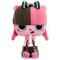 Mini Boneca e Acessórios Surpresa - Pop Pop Hair - 3 em 1 - Rock - Candide -