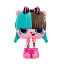 Mini Boneca e Acessórios Surpresa - Pop Pop Hair - 3 em 1 - Roll - Candide -