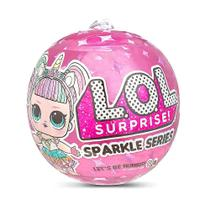 Mini Boneca Lol 7 Surpresas Sparkle Series Candide 8928 -
