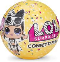 Mini Boneca Lol Com 9 Surpresas Confetti Pop Candide -