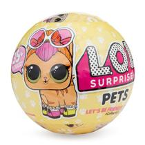 Mini Boneca LOL Surpresa - Lil Outrageous Littles - Pets - Serie 3 - Candide