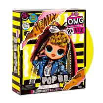 Mini Boneca LOL Surprise - OMG Remix - Pop B.B - Candide -