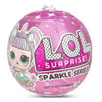 Mini Boneca Lol Surprise Sparkle Series 7 Surpresas Candide -