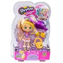Mini Boneca Pati Keca Shopkins Shoppies 3735 - Dtc -