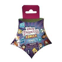 Mini Boneca Princesas Comics Surpresa Disney Série 5 Hasbro -