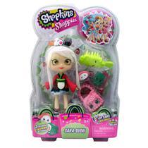 Mini Boneca Sara Sushi Shopkins Shoppies 3735 - Dtc -