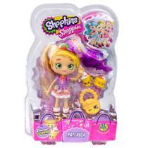 Mini Boneca Shopkins - DTC - PATI KECA -