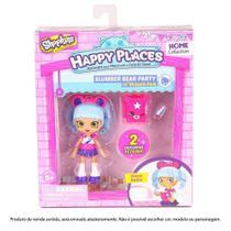 Mini Boneca Shopkins - Kit Mini Shoppies - Happy Places - Sortido - DTC -