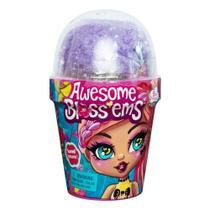 Mini Boneca Surpresa Awesome Bloss'ems Dolls 2140 Sunny -
