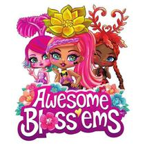 Mini Boneca Surpresa Awesome Bloss'Ems Dolls 2140 Sunny -