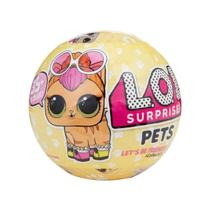 Mini Boneca Surpresa Candide LOL 7 Pets Série 3 Petzie -