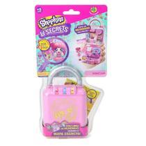 Mini Boneca Surpresa Colecionável Shopkins Lil Secrets Donut Café - DTC -