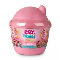Mini Boneca Surpresa - Cry Babies - Magic Tears - Rosa - Multikids -