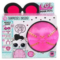 Mini Boneca Surpresa - LOL - Biggie Pets - Candide -