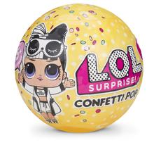 Mini Boneca Surpresa - LOL - Confetti Pop - SERIE 3 - Candide