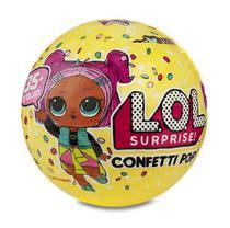 Mini Boneca Surpresa - LOL - Confetti Pop - Série 3 - Candide -