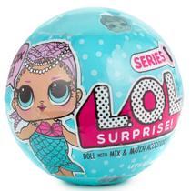 Mini Boneca Surpresa - LOL - Lil Outrageous Littles - Série 1 -
