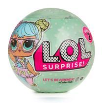 Mini Boneca Surpresa LOL - Lil Outrageous Littles - Serie 2 CANDIDE -