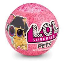 Mini Boneca Surpresa - LOL - Pets - Pets Eye Spy - Candide -