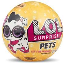 Mini Boneca Surpresa - LOL - Pets - Série 3 - 7 Surpresas - Candide -