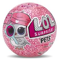 Mini Boneca Surpresa - LOL - Pets - Série 4 - 7 Surpresas - Candide -