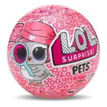 Mini Boneca Surpresa - LOL - Pets - Série Eye Spy - Candide -