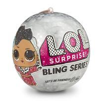 Mini Boneca Surpresa - LOL Surprise - Bling Series - 7 Surpresas - Candide -