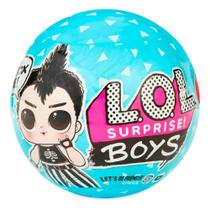 Mini Boneca Surpresa - LOL Surprise - Boys - Candide -