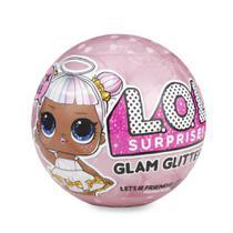Mini Boneca Surpresa - LOL Surprise - Glam Glitter - 7 Surpresas - Candide -