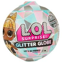 Mini Boneca Surpresa - LOL Surprise - Glitter Globe - 8 Surpresas - Candide -