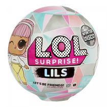 Mini Boneca Surpresa - LOL Surprise! - Lils - Winter Disco - Candide -