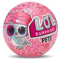 Mini Boneca Surpresa - LOL Surprise - Pet - 7 Surpresas - Candide -