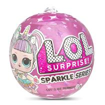 Mini Boneca Surpresa - LOL Surprise! - Sparkle Series - 7 Surpresas - Candide -