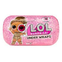 Mini Boneca Surpresa LOL Surprise Underwrap Surprise - 15 Surpresas - Candide -
