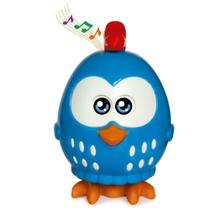 Mini Boneco - Galinha Pintadinha - Musical - Elka -