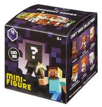 Mini Boneco - Minecraft - Figuras Surpresa MATTEL -