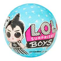 Mini Boneco Surpresa - Lol Surprise - Boys - 7 Surpresas - Candide