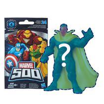 Mini Boneco Surpresa Marvel Série 4 Hasbro Multicolorido -