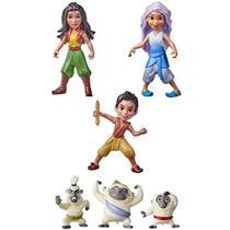 Mini Boneco Surpresa Raya e o Último Dragão Disney Hasbro -