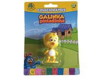 Mini Bonecos Turma Da Galinha Pintadinha Dtc 10 Cm Ref 4990 Pintinho -