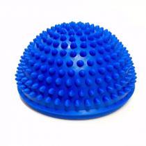 Mini Bosu Meia Bola de Equilibrio 16cm Liveup - Equilíbrio