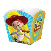 Mini Cachepot para Lembrancinha Toy Story 08 unidades Regina Festas -